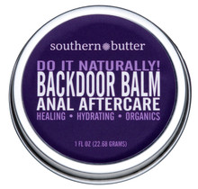 BACKDOOR BALM 1 oz. TIN