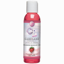 CANDILAND STRAWBERRY BON BON WARMING GEL