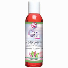 CANDILAND WATERMELON WARMING GEL