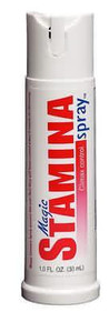 BODY ACTION STAMINA SPRAY 1 OZ BULK