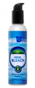CLEAN STREAM ANAL BLEACH WITH VITAMIN C & ALOE 6 OZ