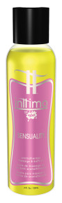 WET MASSAGE OIL INTTIMO SENSUALITY 4.OZ