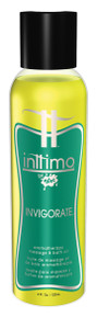 WET MASSAGE OIL INTIMO INVIGORATE 4OZ