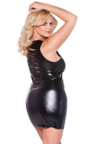 KITTEN RISQUE DRESS O/S X