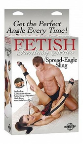 FETISH FANTASY SPREAD EAGLE SLING