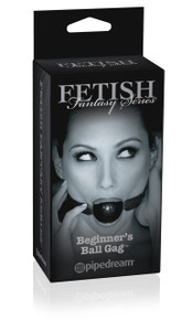 FETISH FANTASY LIMITED EDITION BEGINNERS BALL GAG