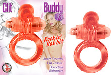 CLIT BUDDY 2 RED