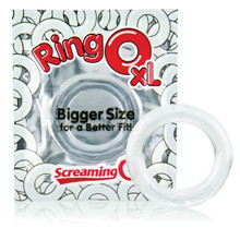 RING O XL CLEAR