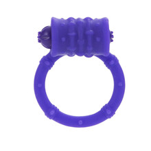 POSH SILICONE VIBRO RING PURPLE