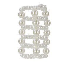 BASIC ESSENTIALS PEARL STROKER BEADS LARGE