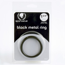 1 3/4 IN BLACK STEEL C RING