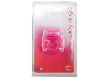 CLIMAX JUICY RINGS PINK