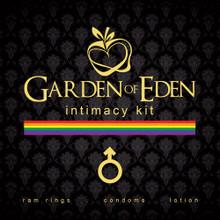 GARDEN OF EDEN MALE COUPLES KIT
