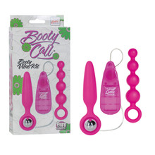 BOOTY CALL BOOTY VIBRO KIT PINK
