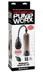 PUMP WORX BEGINNERS AUTO VAC KIT