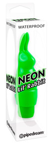 NEON LUV TOUCH LIL RABBIT GREEN