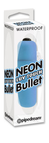 NEON LUV TOUCH BULLET BLUE
