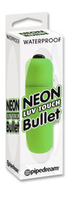 NEON LUV TOUCH BULLET GREEN
