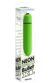 NEON LUV TOUCH BULLET XL GREEN