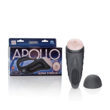 APOLLO ALPHA STROKER GREY