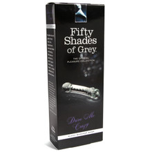 FIFTY SHADES GLASS MASSAGE WAND (NET)(out 6-15)
