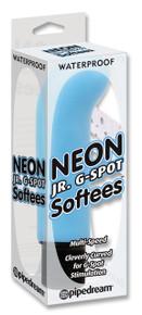 NEON JR G SPOT SOFTEES BLUE