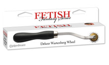 FETISH FANTASY DELUXE WARTENBERG WHEEL