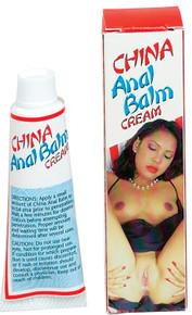 CHINA ANAL BALM
