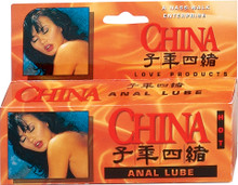 CHINA ANAL LUBE-HOT