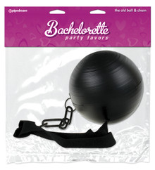 BACHELORETTE FLASHINGBALL & CHAIN