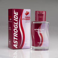 ASTROGLIDE STRAWBERRY 2.5 OZ