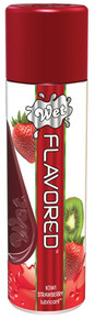 WET FLAVORED KIWI STRAWBERRY SUGAR FREE 3.6 OZ