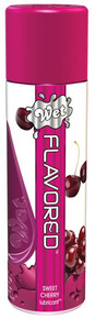 WET FLAVORED SWEET CHERRY SUGAR FREE 3.6 OZ