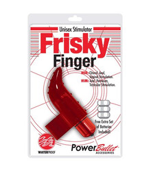 FRISKY MASSAGER RED