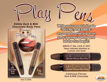 CHOCOLATE PLAY PENS 2 PACK
