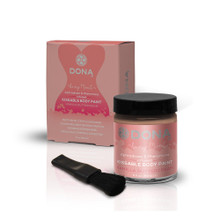 DONA BODY PAINT VANILLA BUTTERCREAM 2.OZ