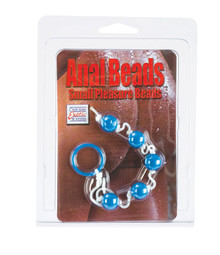 ANAL BEADS-SM-ASST COLORS