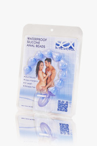 ANAL BEADS SILICONE WATERPROOF