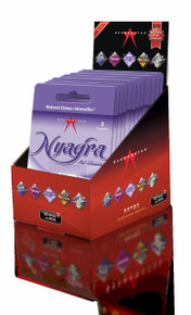 NYAGRA 12PC DISPLAY (NET)