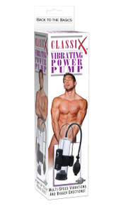 CLASSIX POWER PUMP VIBRATING