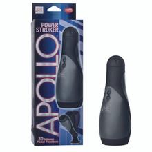 APOLLO POWER STROKER BLACK