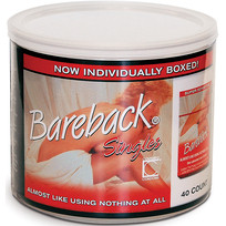 CONTEMPO BAREBACK SINGLES 40PC JAR