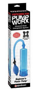 PUMP WORX BEGINNERS POWER PUMP BLUE
