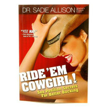 RIDE EM COWGIRL SEX POSITION SECRETS