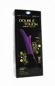 DOUBLE TOUCH PURPLE/BLACK
