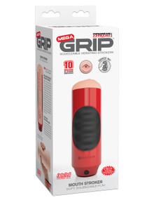 PDX MEGA GRIP MOUTH STROKER