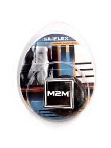 M2M COCK RING SILI FLEX MEGA BLACK