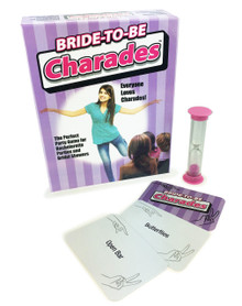 BRIDE TO BE CHARADES