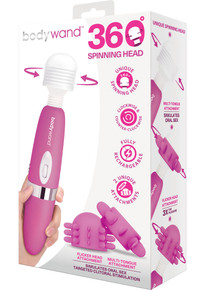BODYWAND RECHARGE 360 3PC SET (NET)