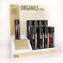 WET ORGANICS DISPLAY(16PC)